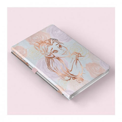 Notebook A6 Disney Princess - Belle
