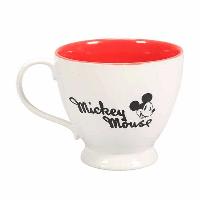 Caneca de Chá Mickey Mouse