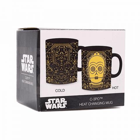 Caneca Mágica Star Wars C-3PO