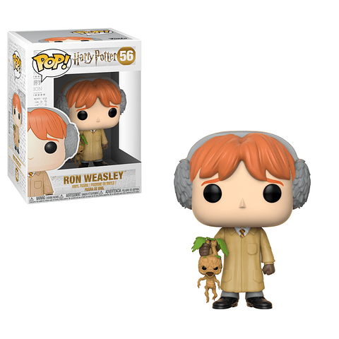 POP! Harry Potter: Ron Herbology