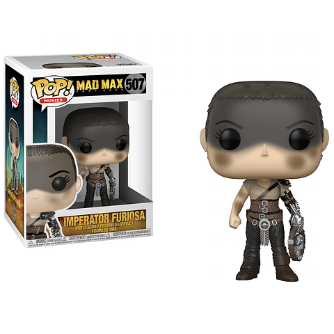 POP! Movies: Mad Max Fury Road: Furiosa