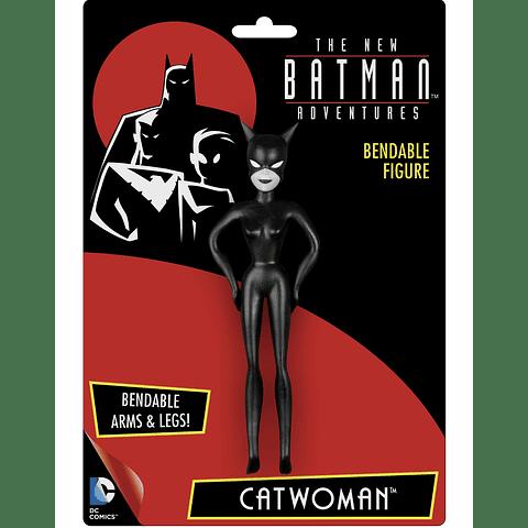 Figura Flexível Catwoman TNBA