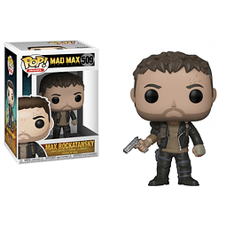 POP! Movies: Mad Max Fury Road: Max with Gun