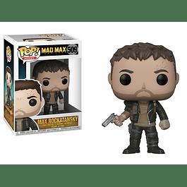 POP! Movies: Mad Max Fury Road: Max with Gun