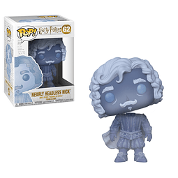 POP! Harry Potter: Blue Translucent Nearly Headless Nick