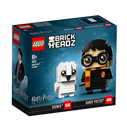 LEGO® BrickHeads Harry Potter - Harry & Hedwig