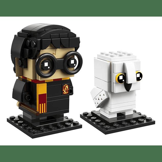 LEGO® BrickHeads Harry Potter - Harry & Hedwig
