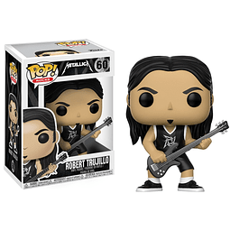 POP! Rocks: Metallica - Robert Trujillo