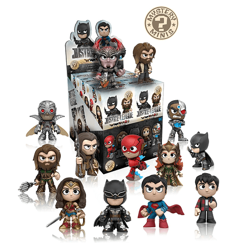 Mistery Mini Blind Box: Justice League