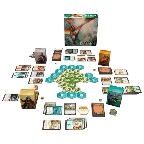 Magic: The Gathering - Explorers of Ixalan