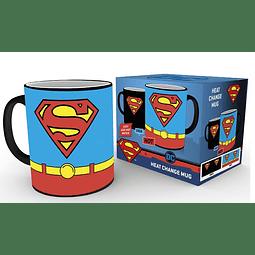 Caneca Mágica Superman Costume