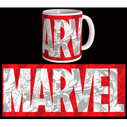 Caneca Marvel Big Logo