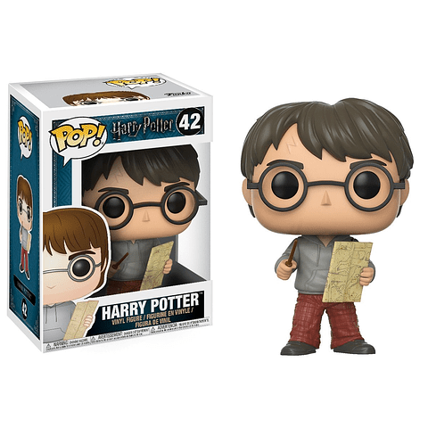 POP! Harry Potter: Harry with Marauder's Map