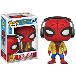 POP! Marvel Spider-Man Homecoming: Spider-Man with Headphones