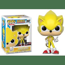 POP! Games: Sonic the Hedgehog - Super Sonic Edição Limitada