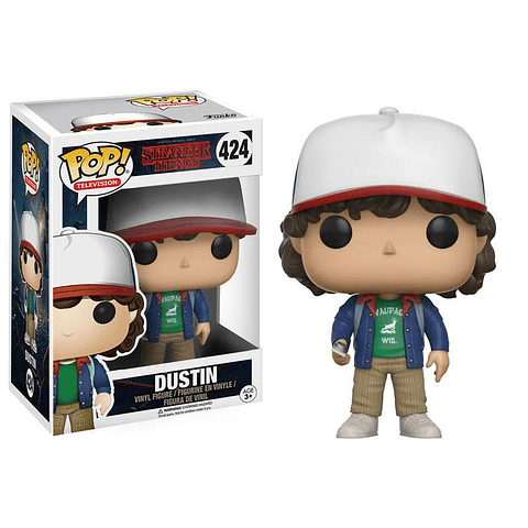 POP! TV: Stranger Things - Dustin