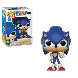 POP! Games: Sonic the Hedgehog - Sonic with Ring