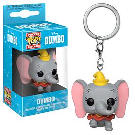 Porta-chaves Pocket POP! Disney Dumbo: Dumbo