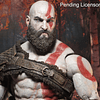 Action Figure God of War - Kratos