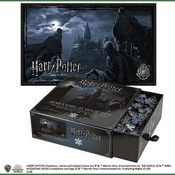 Puzzle 1000 Peças Harry Potter Dementors at Hogwarts