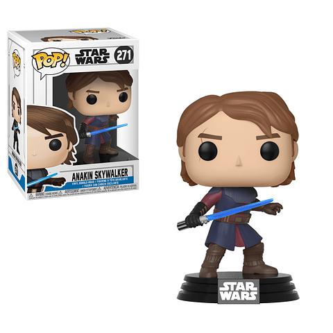 POP! Star Wars: Clone Wars - Anakin Skywalker