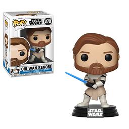 POP! Star Wars: Clone Wars - Obi Wan  Kenobi