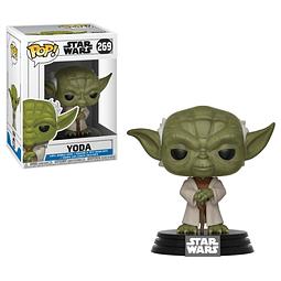 POP! Star Wars: Clone Wars - Yoda