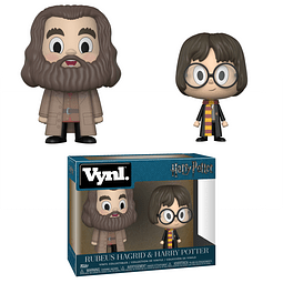 VYNL: Harry Potter - Hagrid & Harry