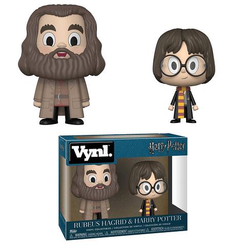 VYNL: Harry Potter - Hagrid & Harry