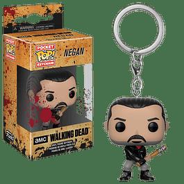 Porta-chaves Pocket POP! The Walking Dead: Negan