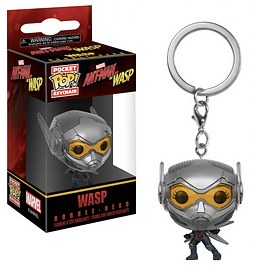 Porta-chaves Pocket POP! Ant-Man and the Wasp: Wasp