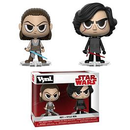 VYNL: Star Wars - Rey & Kylo