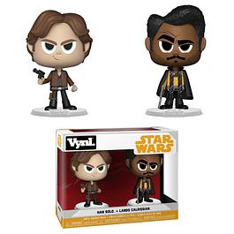 VYNL: Star Wars - Han Solo & Lando Calrissian