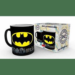 Caneca Mágica Batman Logo