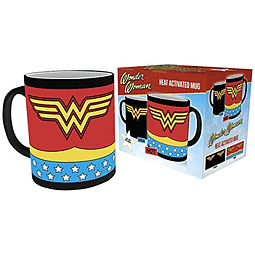 Caneca Mágica Wonder Woman Costume