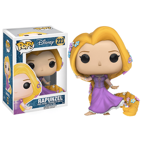 POP! Disney: Rapunzel In Gown