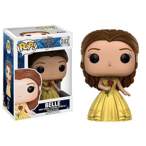 POP! Disney Beauty and the Beast: Belle
