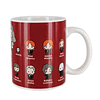 Caneca Harry Potter Characters