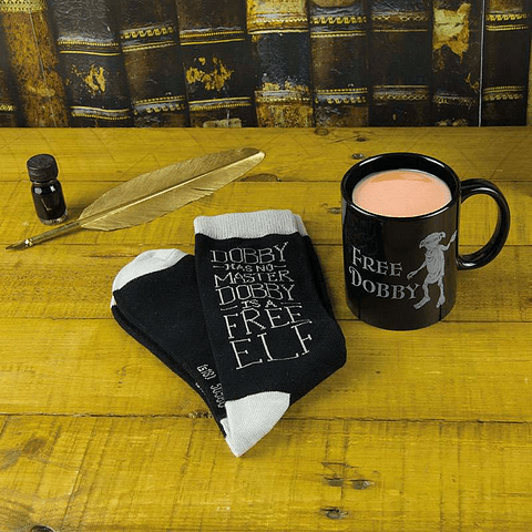 Gift Box Harry Potter: Dobby Mug and Socks Set