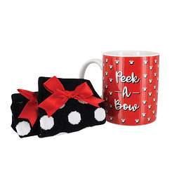 Gift Box Disney: Minnie Mouse Mug and Socks Set