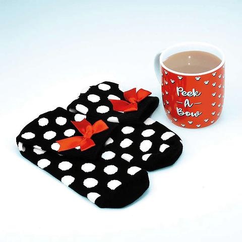 Gift Box Disney: Minnie Mouse Mug and Socks Set