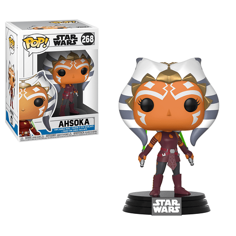 POP! Star Wars: Clone Wars - Ahsoka