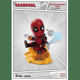 Figura Mini Egg Attack Deadpool Ambush