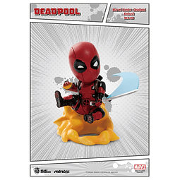 Figura Mini Egg Attack Deadpool Ambush