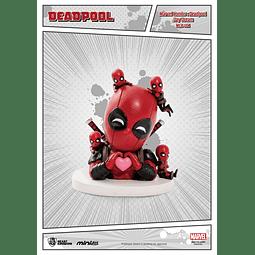 Figura Mini Egg Attack Deadpool Day Dream