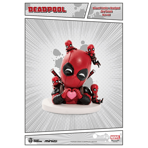 Figura Mini Egg Attack Deadpool Day Dream