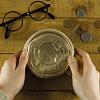 Porta-moedas Harry Potter Gringotts