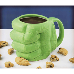 Caneca Shaped Hulk Fist