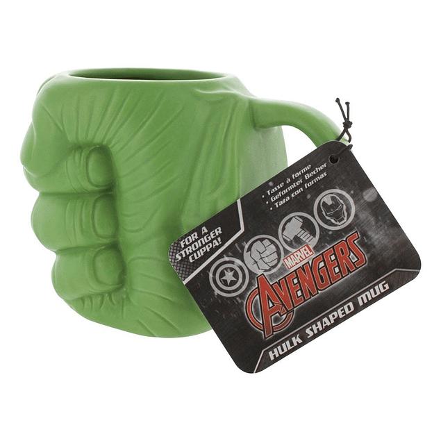 Caneca Shaped Hulk Fist