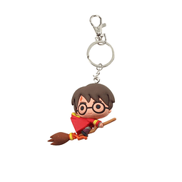 Porta-chaves Harry Potter with Broomstick